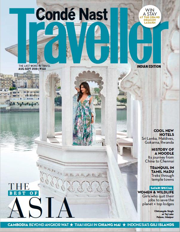 Condé Nast Traveller India